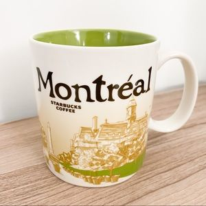 Starbucks City of Montréal Collector Mug
